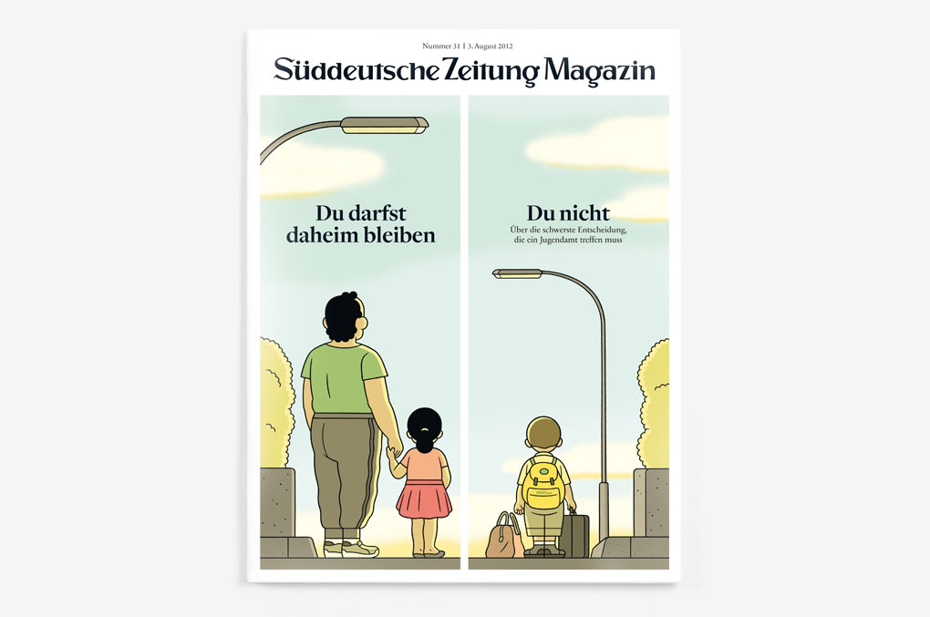 SZ Magazin 31/2012