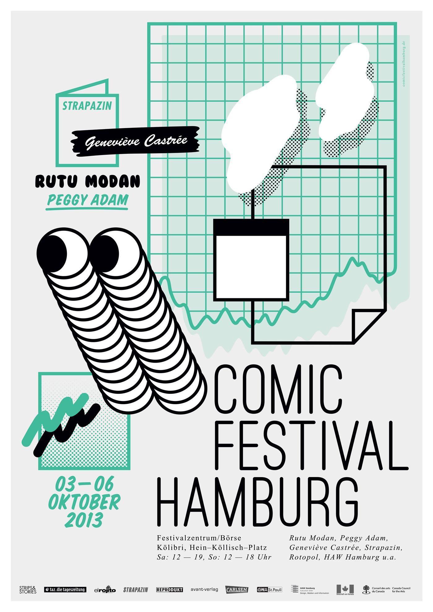 Comicfestival Hamburg 2013