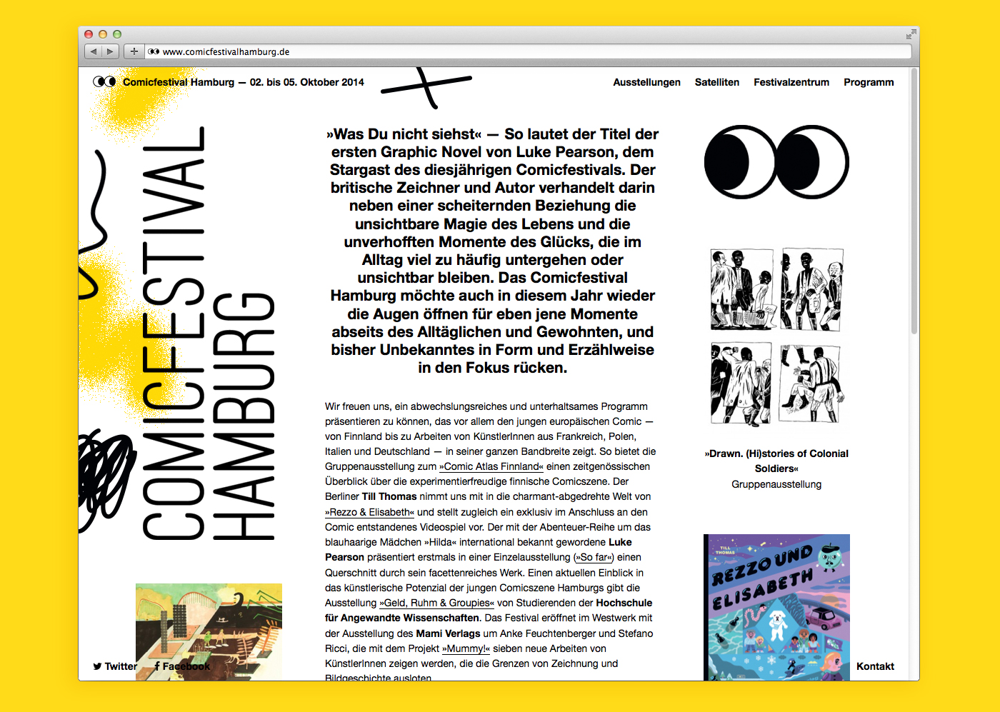 Comicfestival Hamburg 2014
