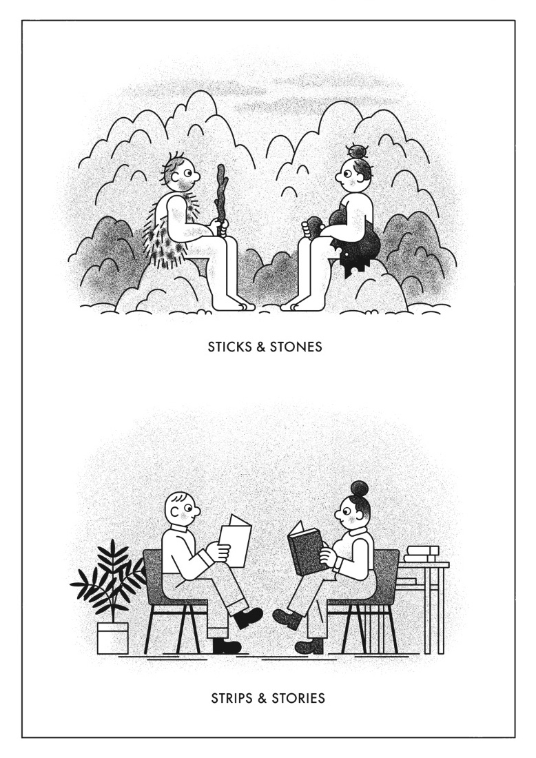 Strips & Stories